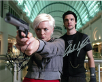 Hannah Spearritt and Andrew Lee Potts, Primeval.........